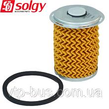 Топливный фильтр Renault Trafic / Opel Vivaro / Nissan Primastar 1.9dCi (2001-2006) Solgy (Украина) 102024