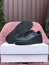Кеди кросівки жіночі чорні осінь весна, фото 3