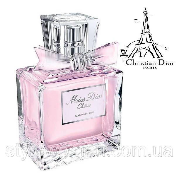 Christian Dior Miss Dior Cherie blooming boucuet тестер 100 мл Кристиан  Диор Чери блумин букет - a0ff98ef0e71c