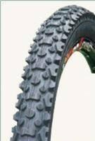 Велосипедна шина 26 * 2,35 H-557 широка Chao Yang-Top Brand