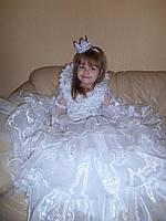 Карнавальный костюм Принцесса прокат Киев.Костюм принцессы ВИП прокат, фото 1