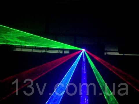 Лазер анимационный TVS VS-2000 2W RGB 20KPPS
