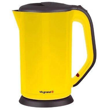 Чайник VILGRAND VS 303 (нерж), фото 2