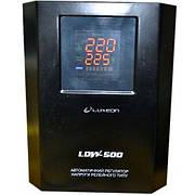Стабилизатор напряжения LUXEON LDW-500 (черный)