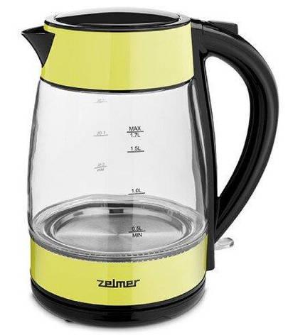 Чайник Zelmer ZCK8011L (стекло), фото 2