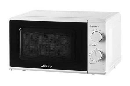 Микроволновая печь СОЛО Ardesto GO-S724W, фото 2