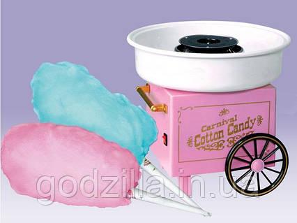 Аппарат для сахарной ваты в ретро стиле