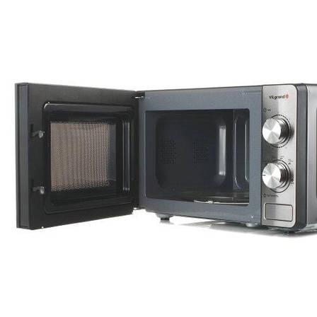 Микроволновая печь СОЛО VILGRAND VMW 7205NW Зеркальная, фото 2