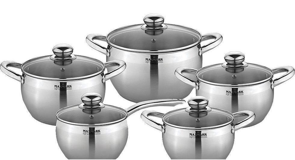 Набір посуду MAXMARK MK-APP7510