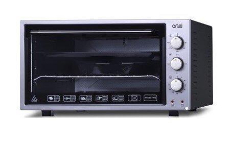 Електродуховка ARTEL MD-4816 Grey-Black (48арк,таймер,підсвітка)