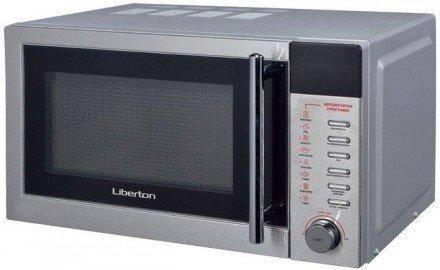 Мікрохвильова піч СОЛО LIBERTON LMW-2080E, фото 2