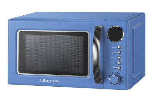 Микроволновая печь СОЛО LIBERTON LMW-2083E Blue, фото 2