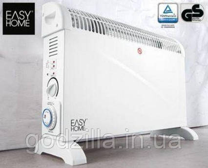 Конвектор Easy Home 2000W с вентилятором