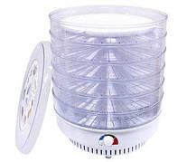 Сушка для овощей ВЕТЕРОК-2 ЕСОФ-0,6/220 (6 прозрачных секций+лоток для пастилы)