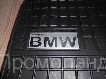 Гумові килимки BMW E53 X5