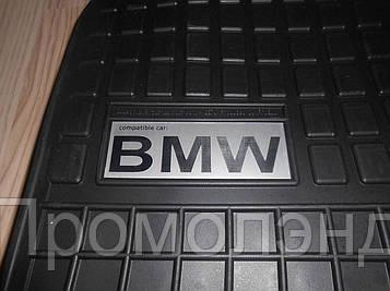 Резиновые коврики BMW E70 X5