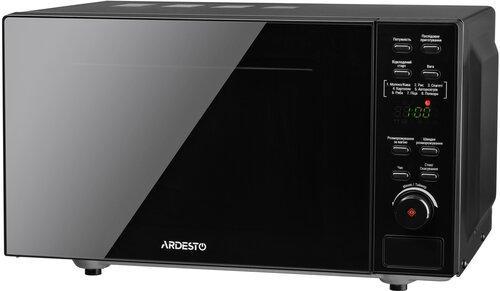 Мікрохвильова піч СОЛО Ardesto GO-E865BI
