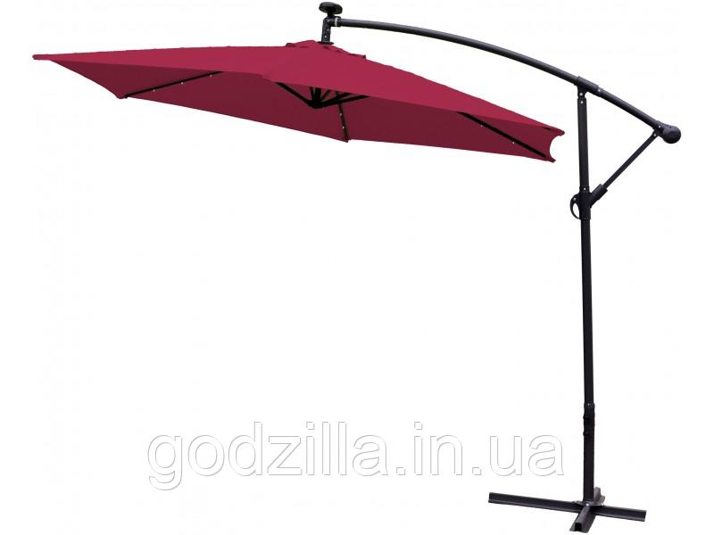 Зонт садовый и пляжный EXCLUSIVE 4 цвета