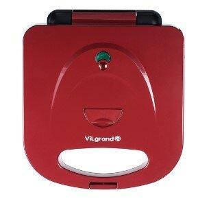 Бутербродница VILGRAND VW0753M Red Марка Европы