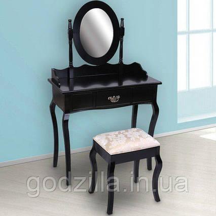 Элегантный туалетный столик со стулом