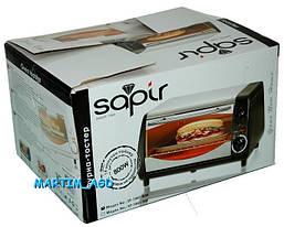 Міні піч електрична SAPIR 800W 10L, фото 2