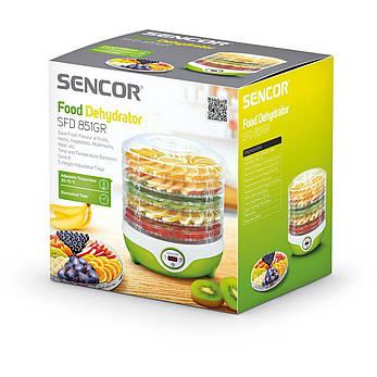 Сушарка для овочів і фруктів SFD 851GR, фото 2
