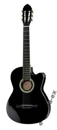Гитара Электроакустическая 4/4  Harley Benton CG200CE