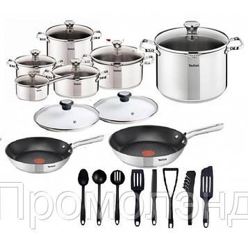 Набір посуду TEFAL DUETTO 24 шт 24/28 см