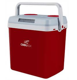 Автомобільний холодильник LTC Бордовий 32л