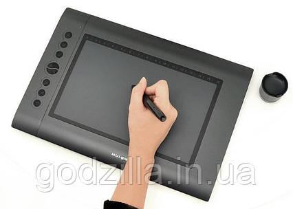 Графический планшет HUION H610