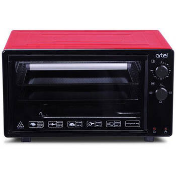 Електродуховка ARTEL MD-3216 L Black Red Марка Європи