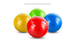 Батут Total Sport 183 см сеткa + лесенка +шарики, фото 3
