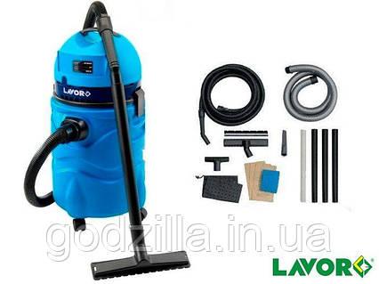Многофункциональный пылесос LAVOR SWIMMY для сухой и мокрой уборки