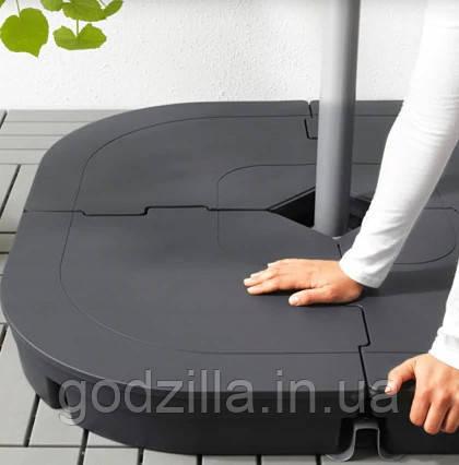 Підставка пластикова для парасольки Ємністю 64л