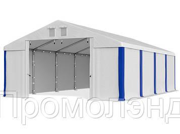 Шатер Палатка Садовая без окон SUMMER  PVC 3 x 8m