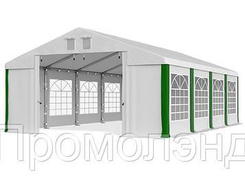 Шатер Палатка Садовая с окнами SUMMER  PVC 3 x 8m
