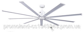 Потолочный вентилятор Big Smooth Eco 220 см + Пульт