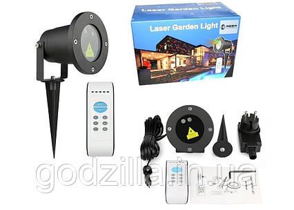 Лазерный проектор RG 12w1 два цвета