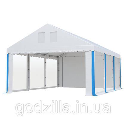 Шатер Палатка Садовая 4x6 COMFORT PANORAMIC