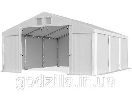 Шатер Палатка Садовая без окон SUMMER FLOOR  PVC 3 x 6m