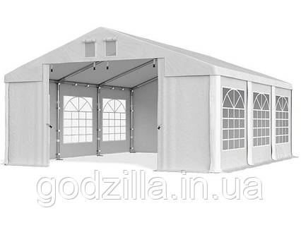 Шатер Палатка Садовая с окнами SUMMER FLOOR  PVC 3 x 6m