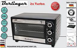 Печь Berlinger для выпечки с грилем 25л 2200W, фото 3