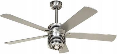 Стельовий вентилятор CASA FAN ALU 132 см