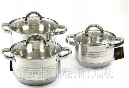Набор посуды RONNER AUSTRIA  6 елементов
