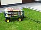 Садова візок XL навантаження 400кг, фото 6