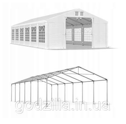 Шатер Палатка Садовая с окнами SUMMER  PVC 6 x 12m