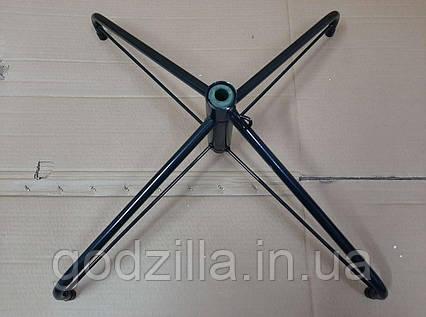 Металлическая подставка под елку складная для елки 2,5 - 3 м