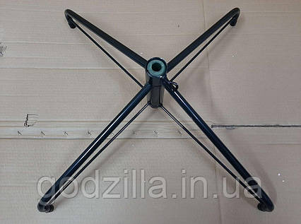 Металлическая подставка под елку складная для елки 1,8 - 2,2 м