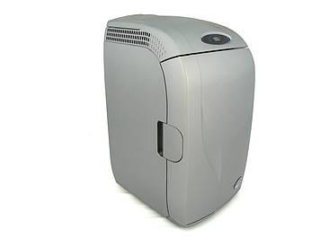 Авто-холодильник Abarqs 20л 12V-230V Сребрянный
