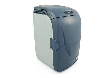 Авто-холодильник Abarqs 20л 12V-230V Сіро-синій